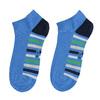 Niebieskie stopki wpaski bata, niebieski, 919-9803 - 26