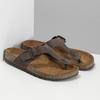Skórzane japonki męskie bata, brązowy, 866-4848 - 26