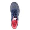 Trampki damskie wmelanż nike, niebieski, 509-9838 - 17