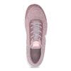 Różowe trampki damskie wsportowym stylu nike, różowy, 509-5850 - 17