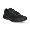 Czarne trampki damskie wsportowym stylu nike, czarny, 509-6850 - 13