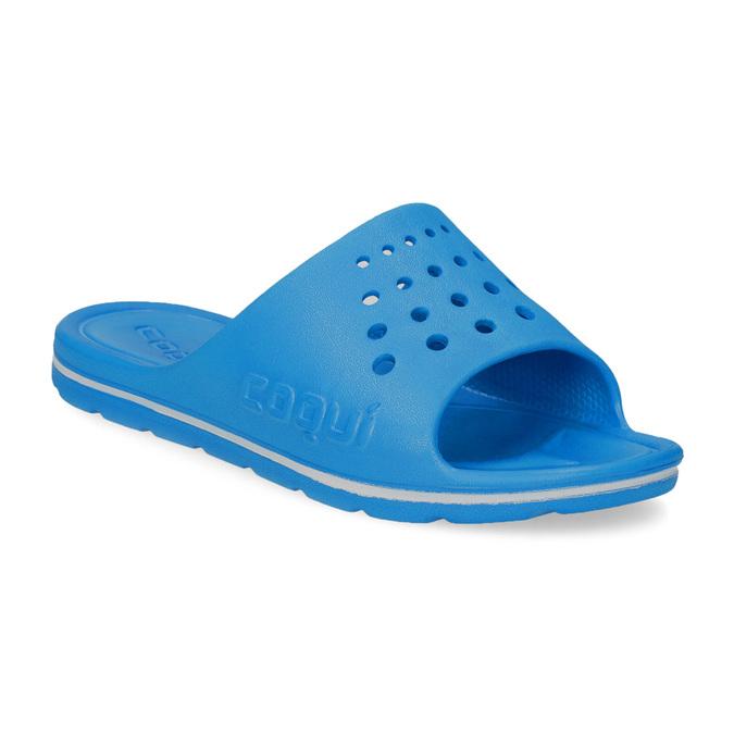 Niebieskie klapki chłopięce coqui, niebieski, 372-9661 - 13