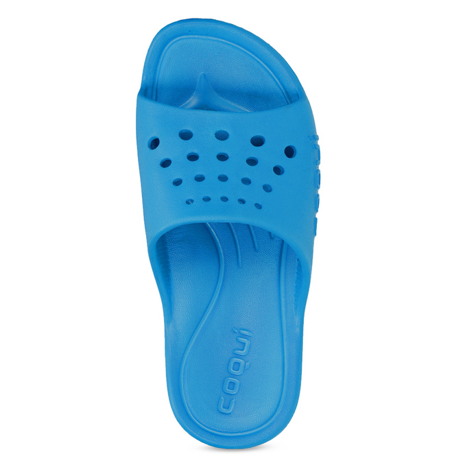 Niebieskie klapki chłopięce coqui, niebieski, 372-9661 - 17