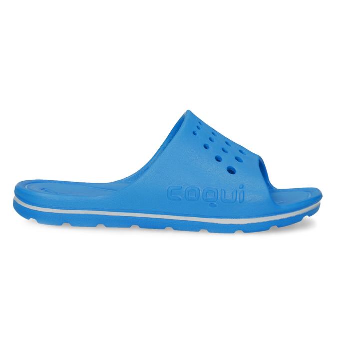 Niebieskie klapki chłopięce coqui, niebieski, 372-9661 - 19