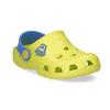 Sandały dziecięce zżabkami coqui, żółty, 272-7650 - 13
