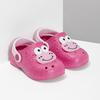 Różowe sandały dziewczęce zżabkami coqui, różowy, 272-5651 - 26