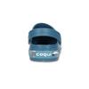 Turkusowe klapki męskie wstylu chodaków coqui, niebieski, 872-9657 - 15