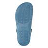 Nieformalne klapki męskie wstylu chodaków coqui, niebieski, 872-9654 - 18