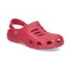 Czerwone sandały męskie wstylu chodaków coqui, czerwony, 872-5655 - 13