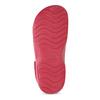 Czerwone sandały męskie wstylu chodaków coqui, czerwony, 872-5655 - 18