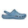 Nieformalne klapki męskie wstylu chodaków coqui, niebieski, 872-9654 - 19