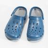Nieformalne klapki męskie wstylu chodaków coqui, niebieski, 872-9654 - 16