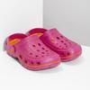 Różowe sandały damskie wstylu chodaków coqui, różowy, 572-5656 - 26