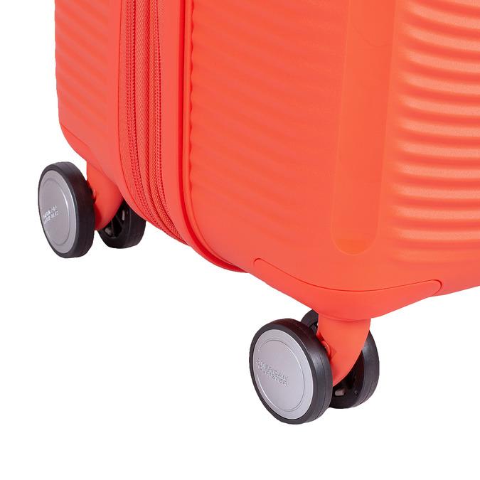 Pomarańczowa walizka na kółkach american-tourister, pomarańczowy, 960-5614 - 16