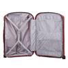 Duża czerwona twarda walizka na kółkach roncato, czerwony, 960-5736 - 17
