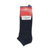 Czarne bawełniane niskie skarpetki męskie bellinda, niebieski, 919-9817 - 13