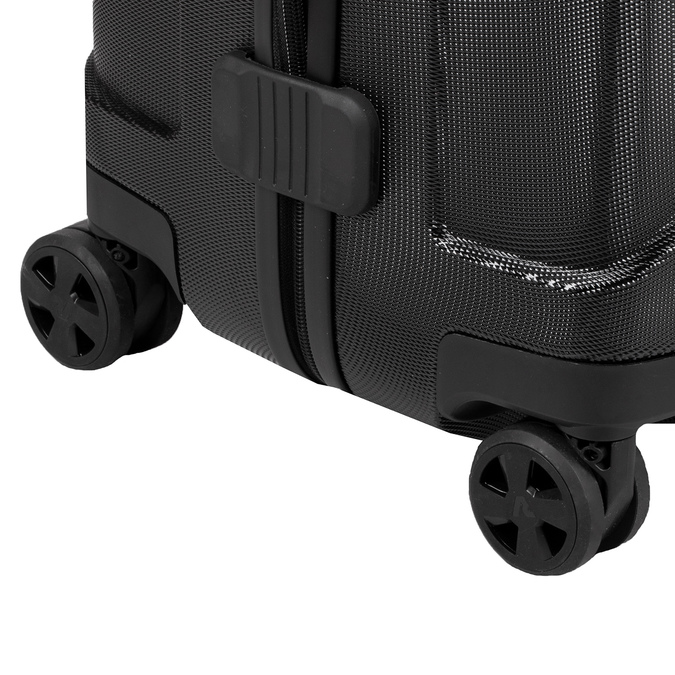 Duża twarda walizka roncato, czarny, 960-6737 - 16