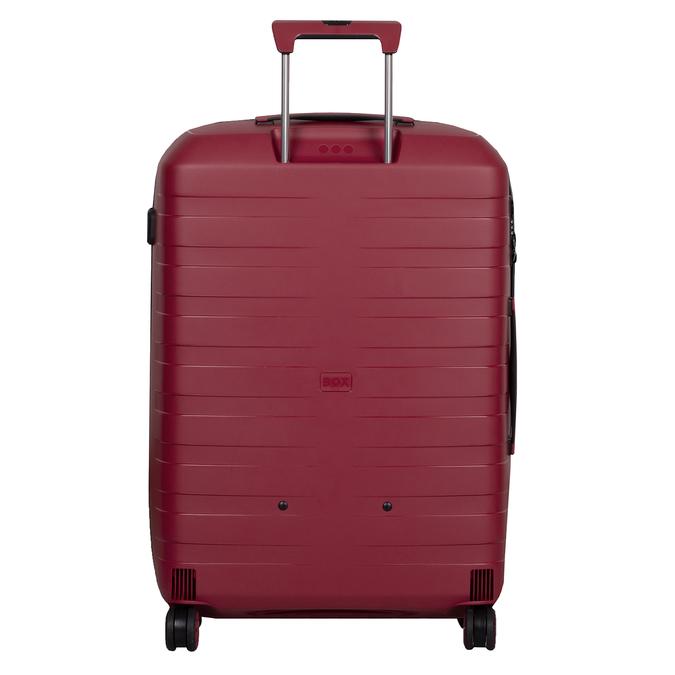 Duża czerwona walizka na kółkach roncato, czerwony, 960-5727 - 26
