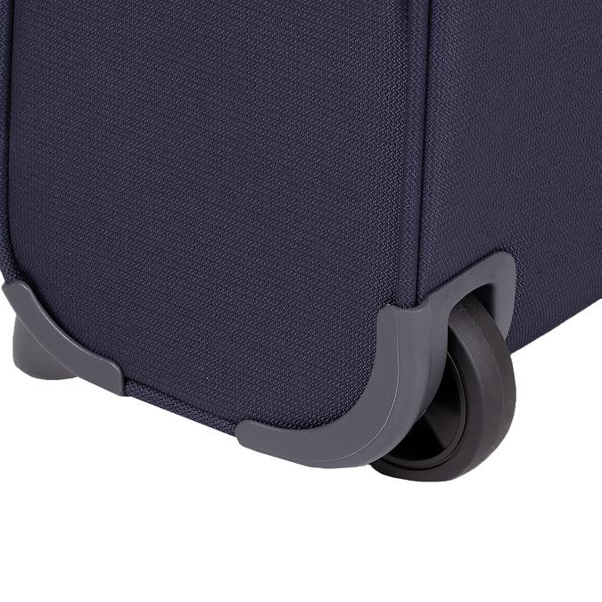 Bagaż podręczny na kółkach samsonite, niebieski, 969-9618 - 16