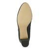 Szare botki damskie zelastycznymi obłożynami bata, szary, 799-2625 - 18