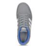 Szare nieformalne trampki dziecięce adidas, szary, 401-2337 - 17