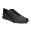 Czarne trampki męskie na płaskiej podeszwie adidas, czarny, 801-6236 - 13