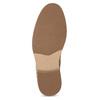 Beżowe obuwie męskie za kostkę bata-red-label, brązowy, 821-3608 - 18