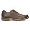 Brązowe półbuty męskie bata-red-label, brązowy, 821-4606 - 19