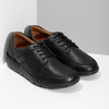 Przewiewne skórzane obuwie męskie clarks, czarny, 826-4089 - 26