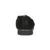 Damskie baletki skórzane czarne flexible, czarny, 526-6663 - 15