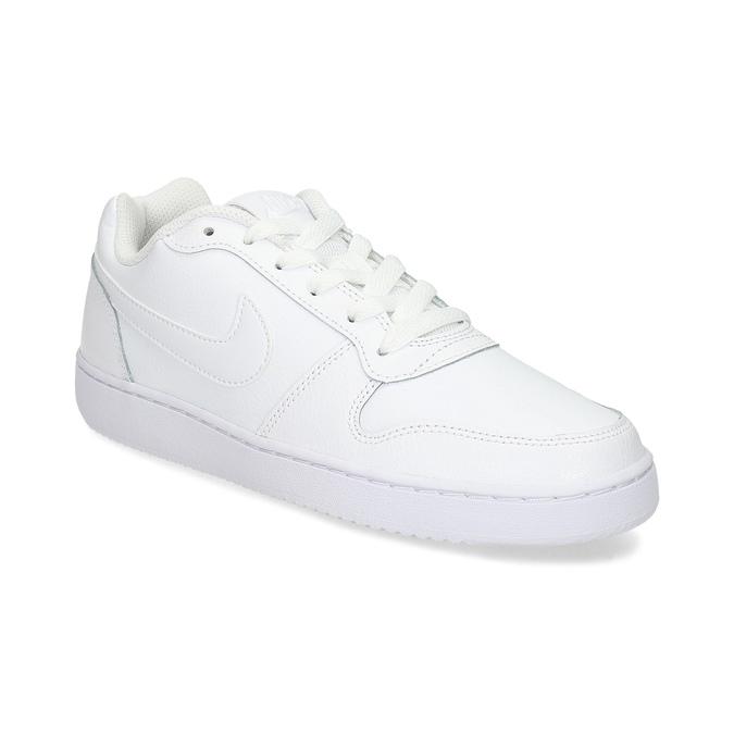 Białe trampki damskie zprzeszyciami nike, biały, 501-1130 - 13