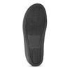 Czarne kapcie damskie bata, czarny, 579-6631 - 18