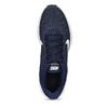 Granatowe sportowe trampki męskie nike, niebieski, 809-9882 - 17
