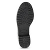 Czarne śniegowce damskie zfuterkiem bata, czarny, 592-6602 - 18