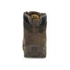 Brązowe skórzane obuwie męskie wstylu outdoor caterpillar, brązowy, 806-4108 - 15
