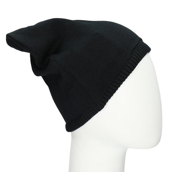 Dzianinowa czapka bata, multi color, 909-0487 - 17