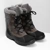 Zimowe śniegowce męskie zfuterkiem weinbrenner, brązowy, 896-4730 - 26