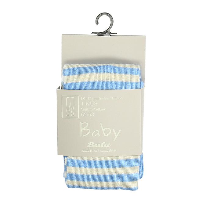 Rajstopy dziecięce wpaski bata, niebieski, 919-9684 - 13