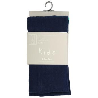 Granatowe rajstopy dziecięce bata, niebieski, 919-9687 - 13