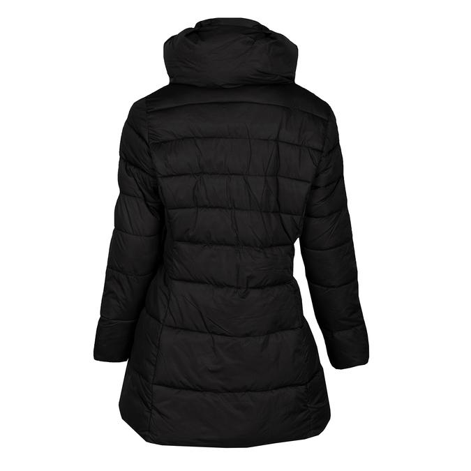 Czarna zimowa kurtka damska bata, czarny, 979-6348 - 26
