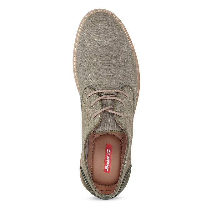 8292613 bata-red-label, beżowy, 829-2613 - 17