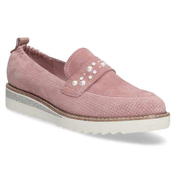 5335605 bata, różowy, 533-5605 - 13