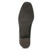 Czarne lakierowane czółenka damskie oszerokości G bata, 621-9657 - 18