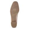 Beżowe lakierowane czółenka damskie bata, różowy, 621-5657 - 18