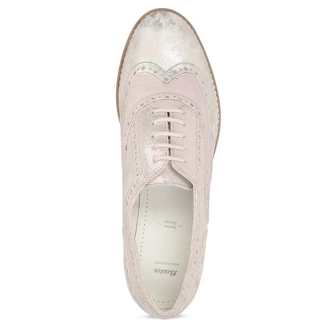 5465620 bata, różowy, 546-5620 - 17