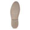 Granatowe skórzane desert boots męskie bata, niebieski, 823-9655 - 18