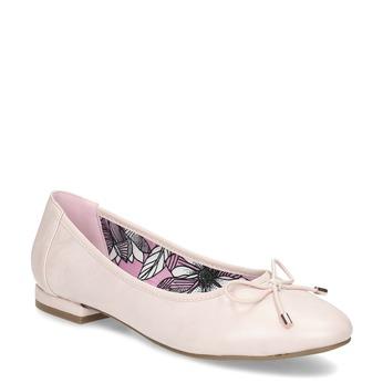 5218650 bata, różowy, 521-8650 - 13