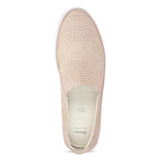 5335601 bata, różowy, 533-5601 - 17