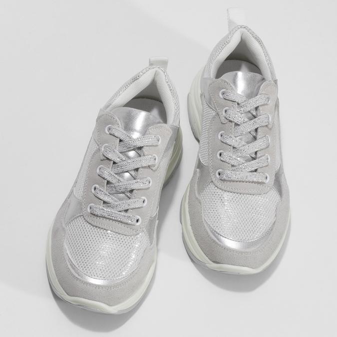 3211384 mini-b, srebrny, 321-1384 - 16