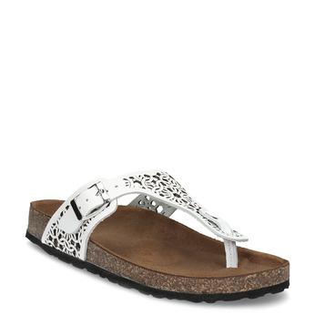 5611602 bata, biały, 561-1602 - 13